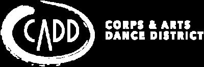 Corps et Arts Dance District Logo